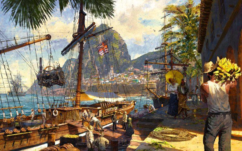 Anno 1800 Süd-Amerika